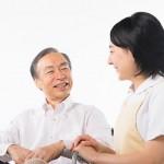 認定介護福祉士と利用者